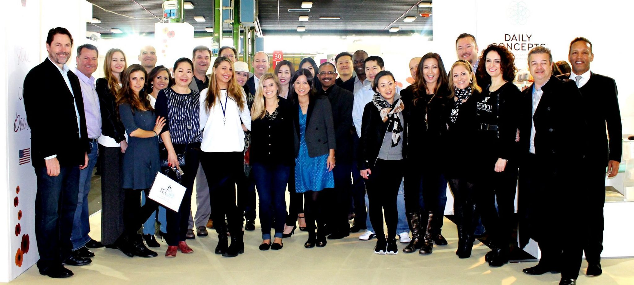 COSMOPROF 15' - Group Pic1